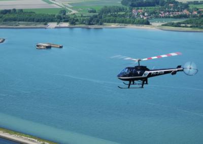 helikoptervlucht-zeeland