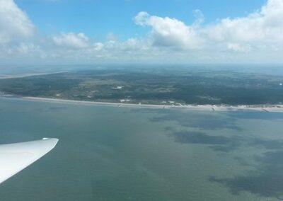 uitzicht-vanuit-vliegtuig-vliegclub-haamstede